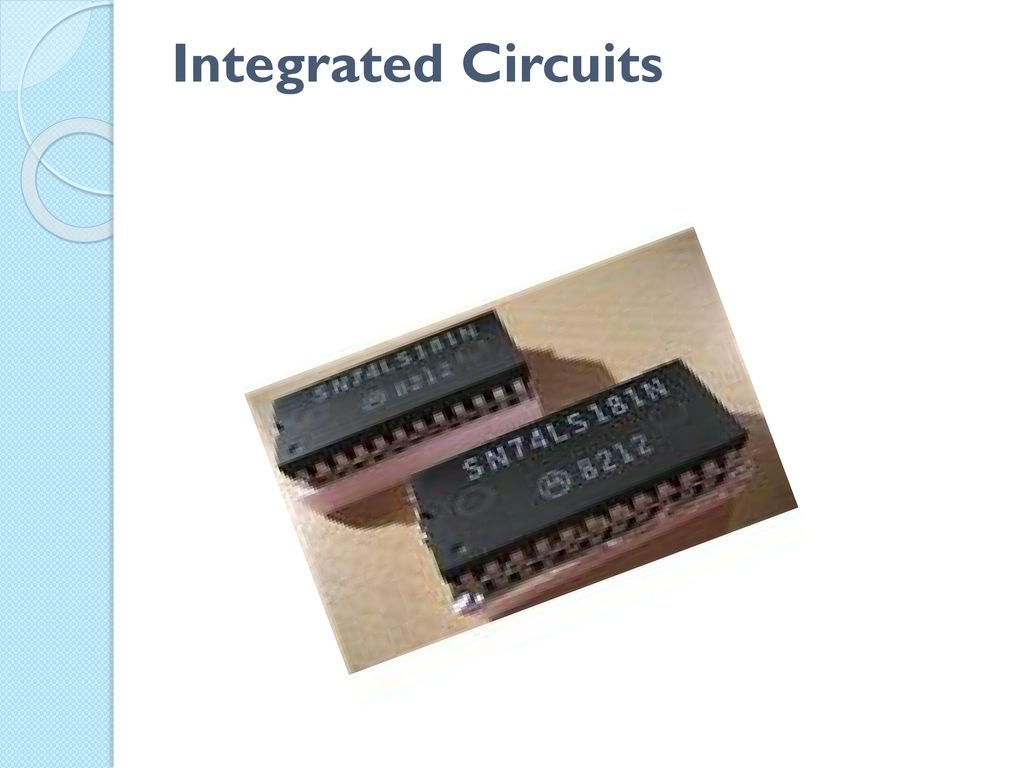 Integrated Circuits Ppt Download Circuit What Is An 1