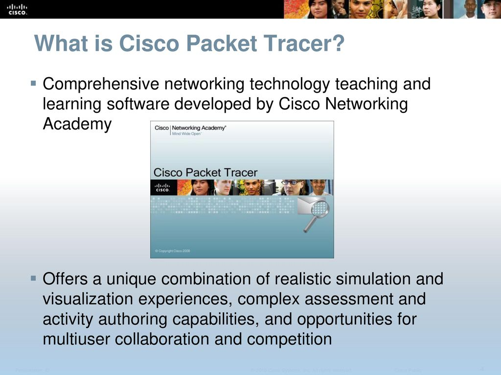 Cisco Packet Tracer Overview - ppt download