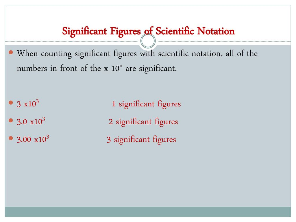 Unit 1: Scientific Fundamentals - ppt download