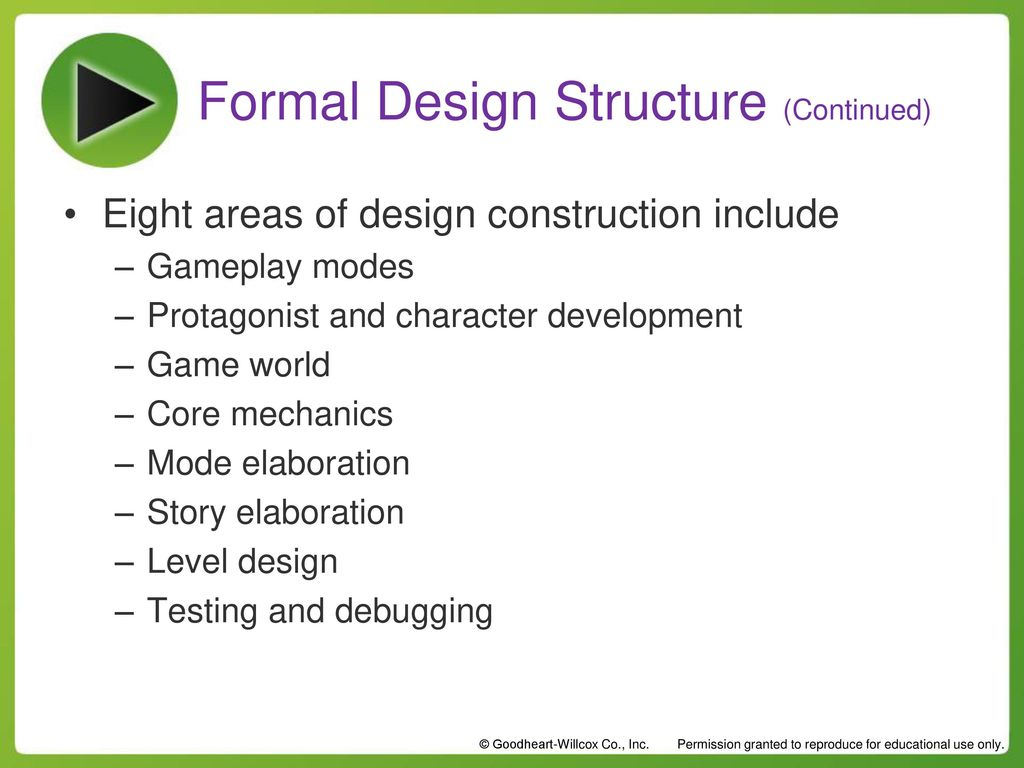 Large-Scale Design Process - ppt download