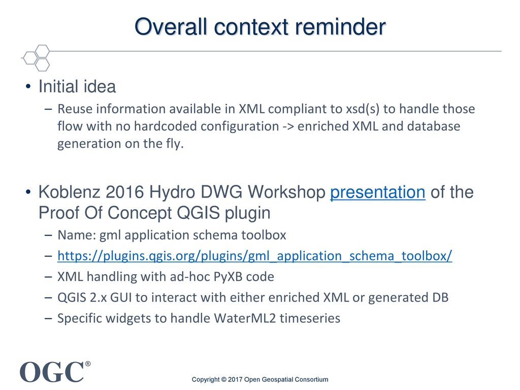 102nd OGC Technical Committee Delft, The Netherlands - ppt