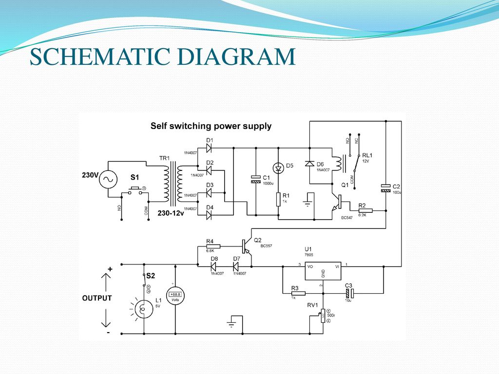 Self Switching Power Supply Circuit Software Help Control Automation Circuits Nextgr 13 Schematic Diagram