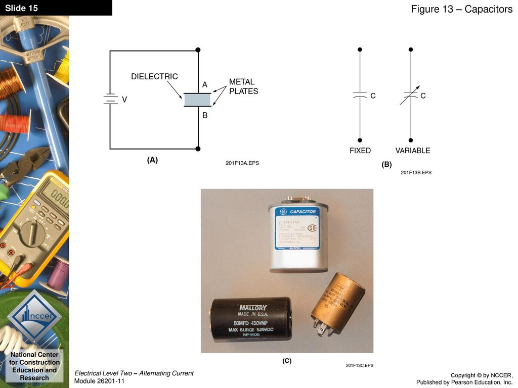 Alternating Current Module Ppt Download Diagram B The Produced In 15 Figure 13 Capacitors