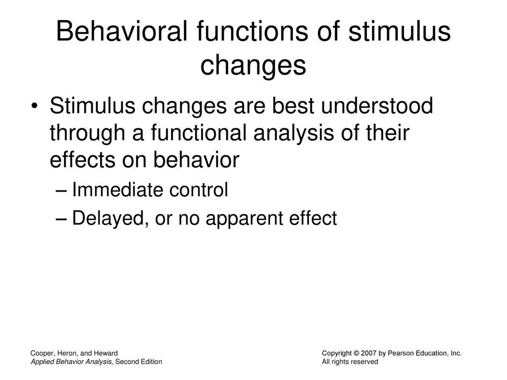 80 Behavioral ...