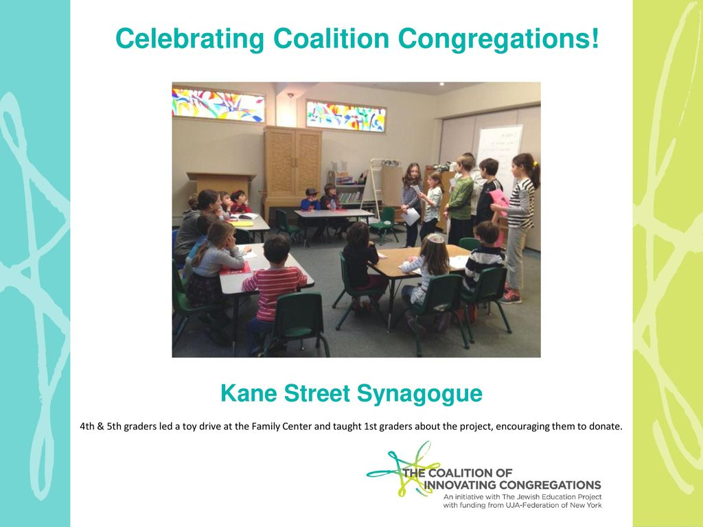 Celebrating Coalition Congregations! - ppt download