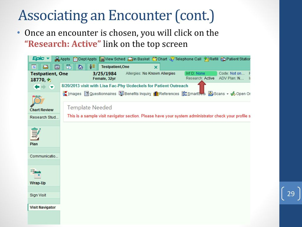 Emr Research Functionality Demo And Best Practices Ppt Download