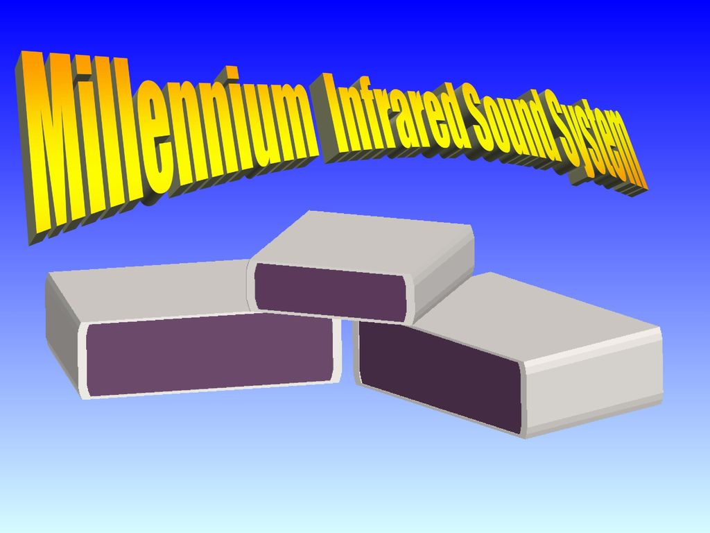 Millennium Infrared Sound System Ppt Download 50 Watt Audio Amplifier Lm3876 1
