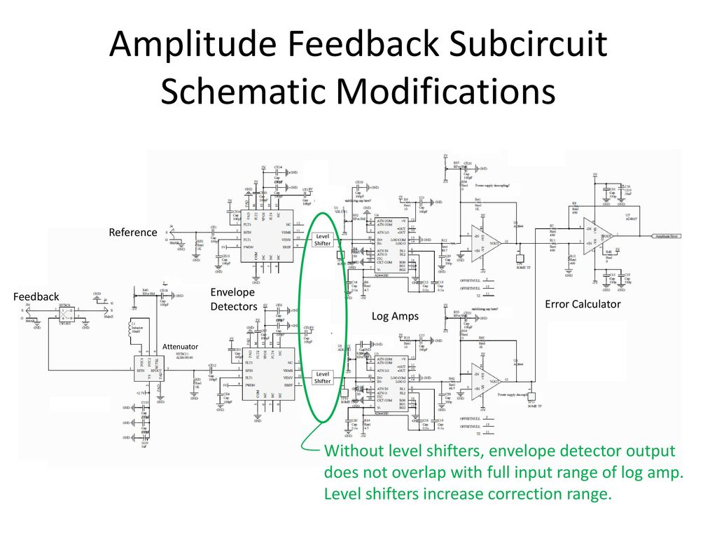 Amplitude Feedback Subcircuit Schematic Modifications Ppt Download Level Shifter Circuit 2 Candidate Topologies For Shifters