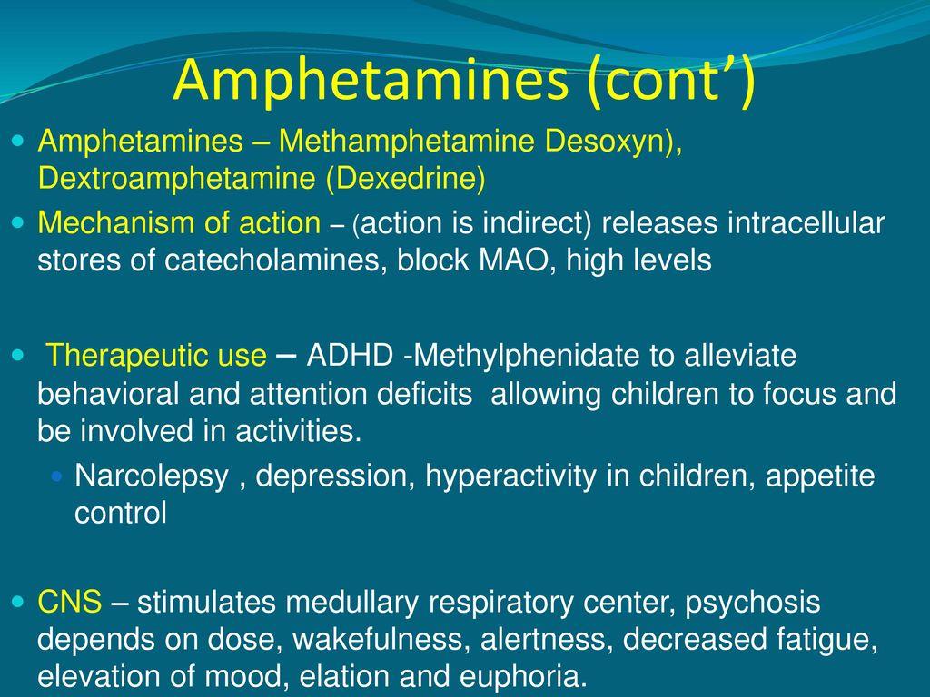 Central Nervous System Stimulants - ppt download