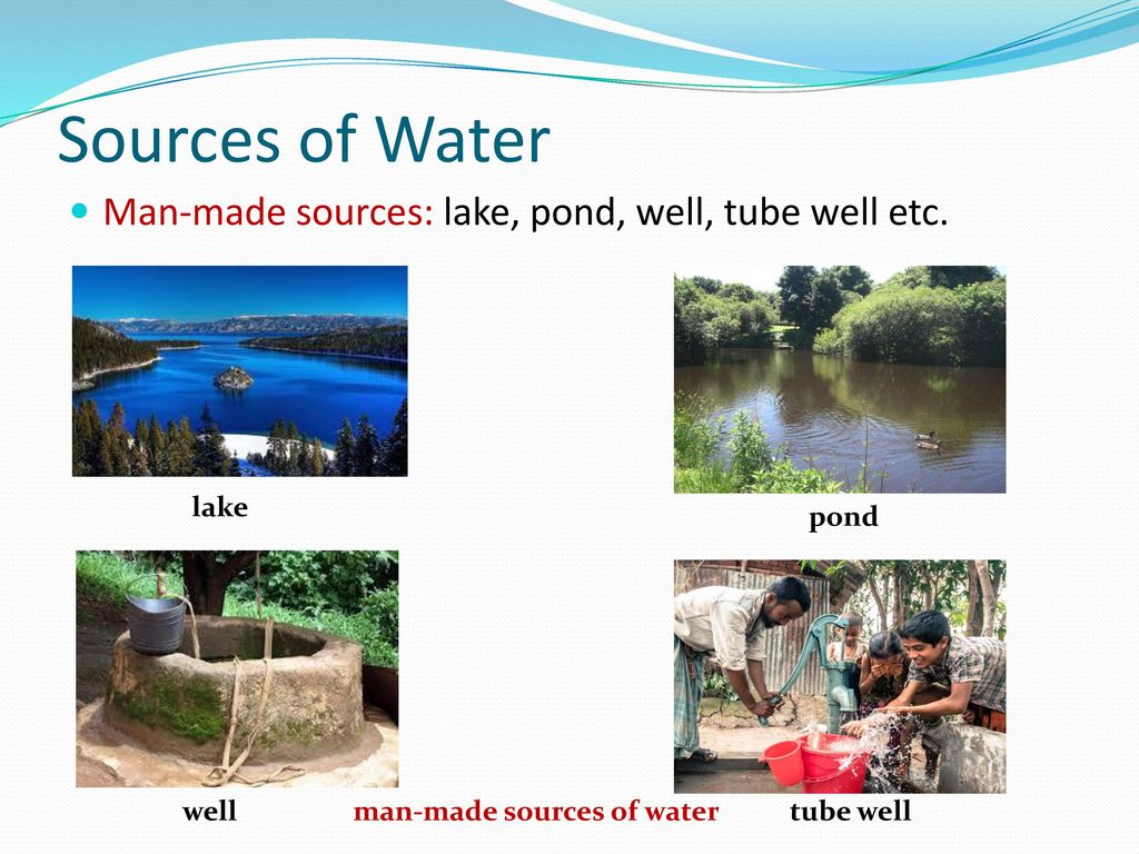 Natural Resources Water Uses