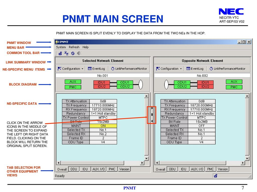 Pnmt General Pasolink Network Management Terminal Is A Windows 7 Block Diagram