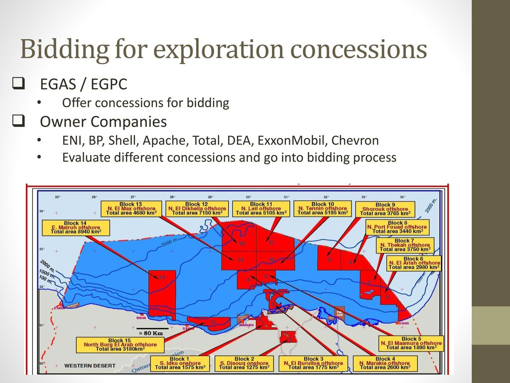 Oilfield Companies in Egypt - ppt download
