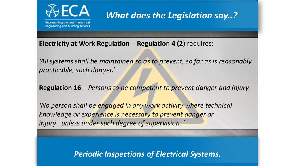 Changes to the Standards covering Fire Detection & Emergency ...