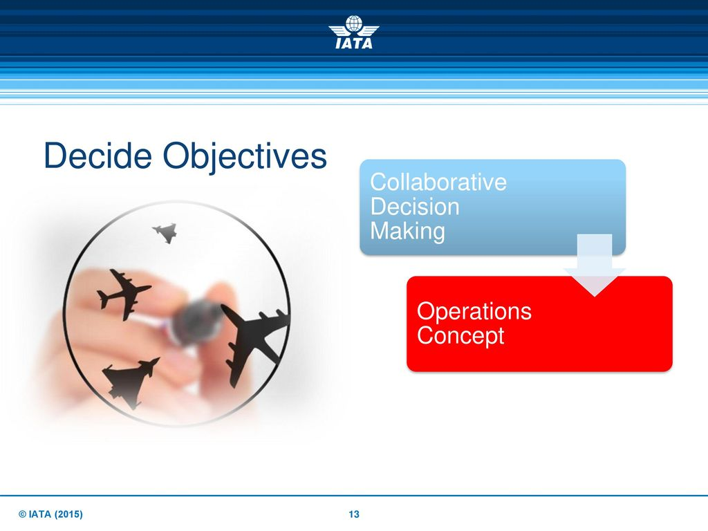 objectives of iata