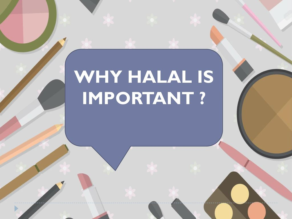 Halal Cosmetics Certification: A Comprehensive Guide - ppt