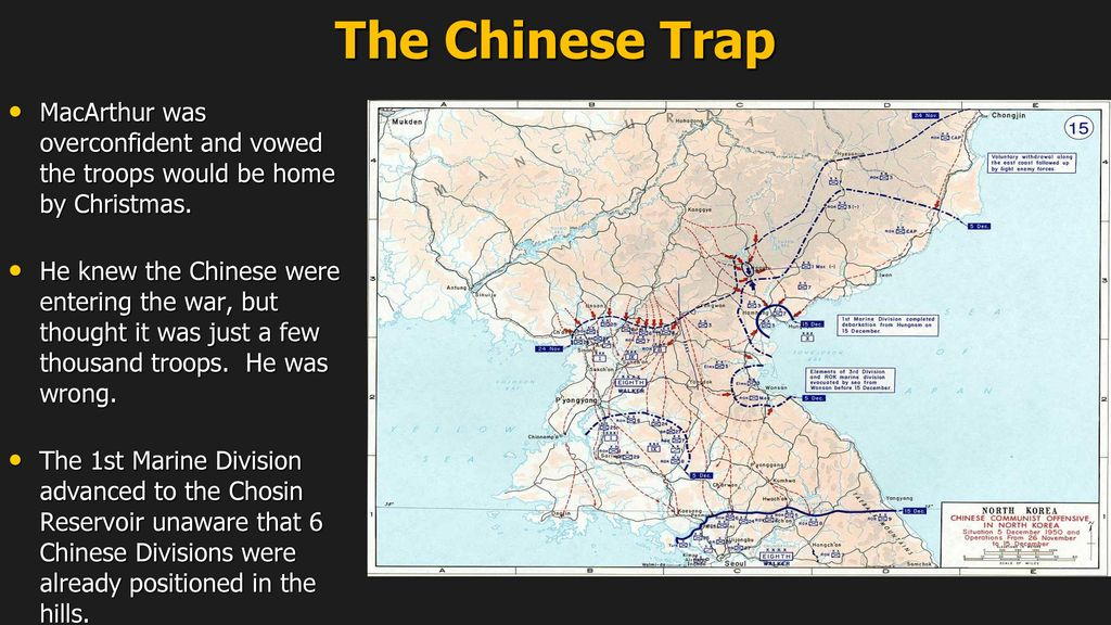 The Korean War From The Inchon Landing To The Chosin Reservoir