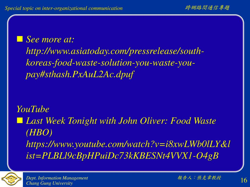 South Koreas Food Waste Solution You Waste You Pay Ppt Download