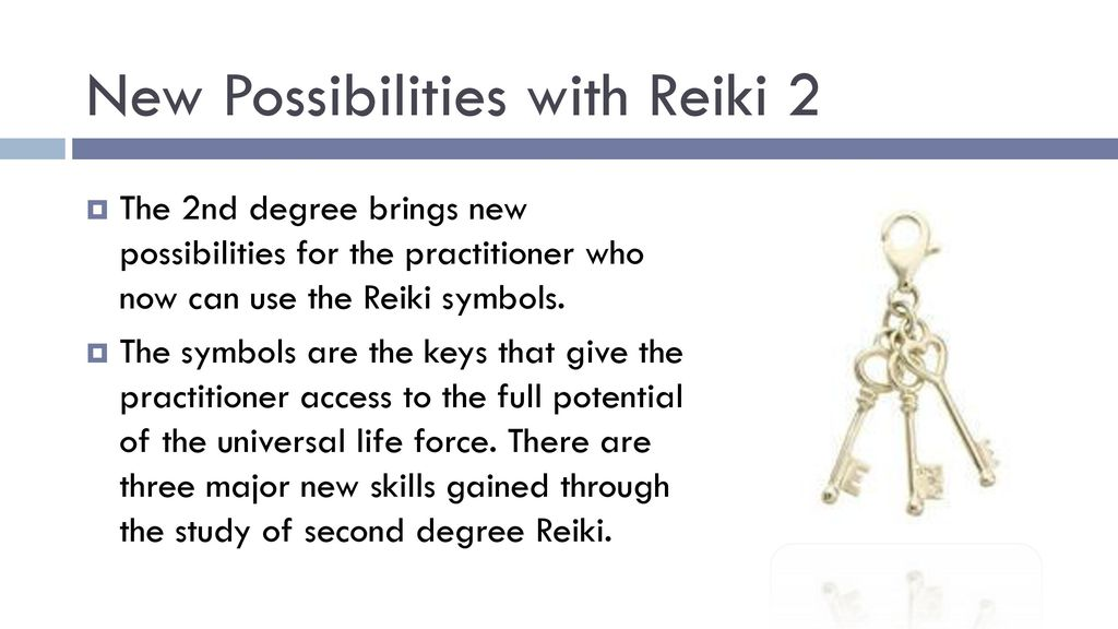 An Introduction To Usui 2nd Degree Reiki Ppt Download