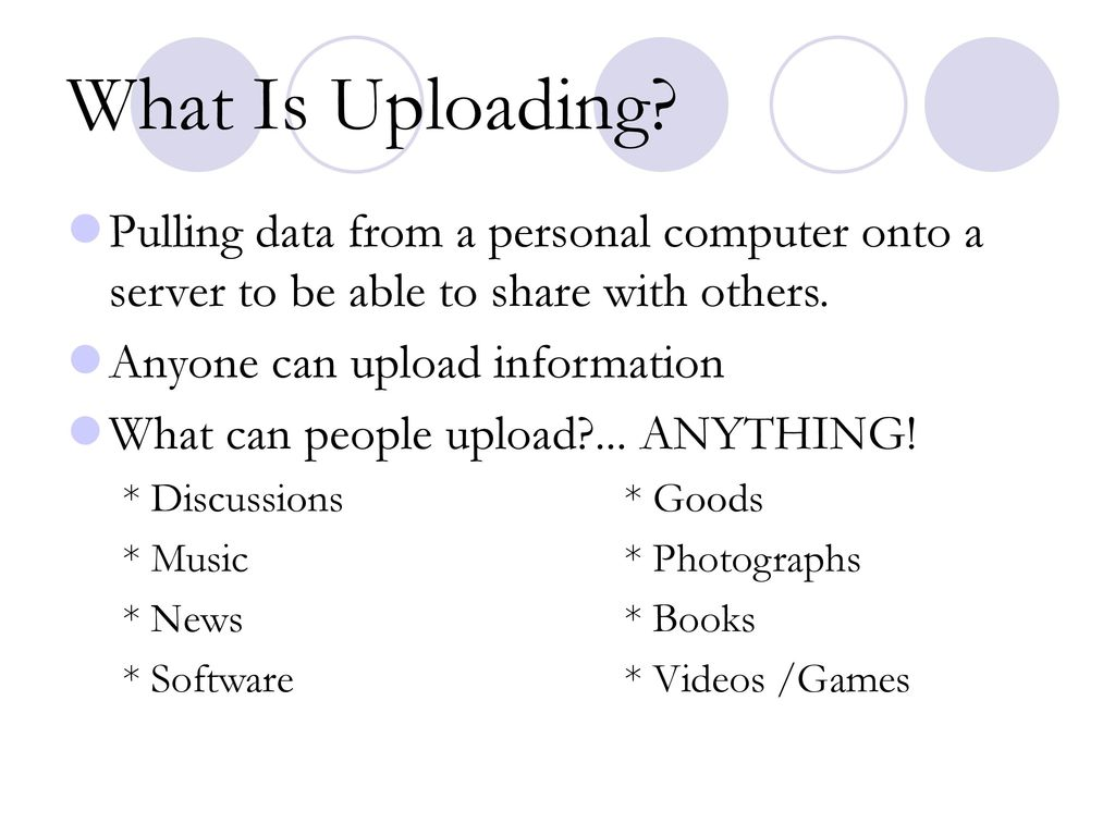 Uploading & Outsourcing - ppt download