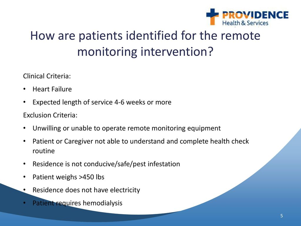 Astounding Home Health Remote Patient Monitoring For Heart Failure Download Free Architecture Designs Scobabritishbridgeorg