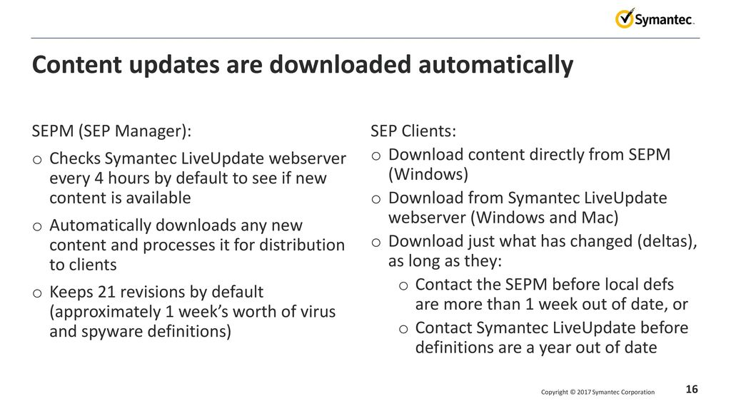 Getting The Most Out of Symantec Endpoint Protection - ppt download