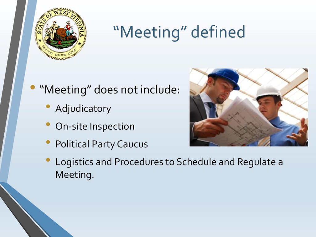 west virginia ethics commission - ppt download