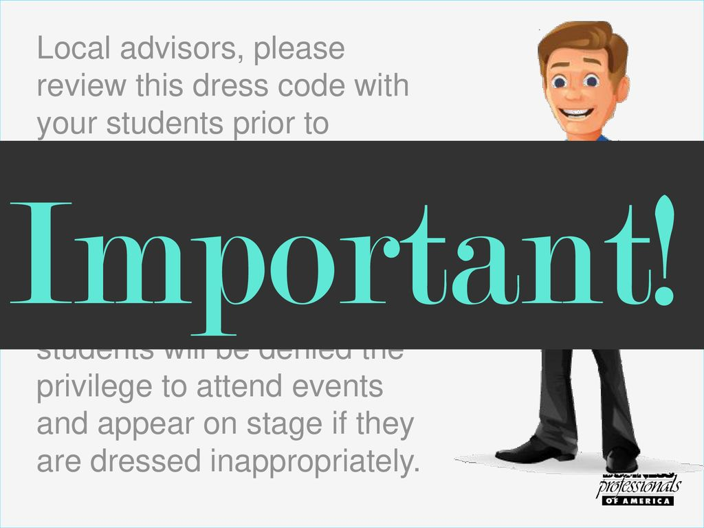 Professional Dress Guidelines - ppt download