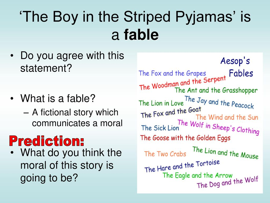 The Boy In The Striped Pyjamas By John Boyne Introduction Ppt Download