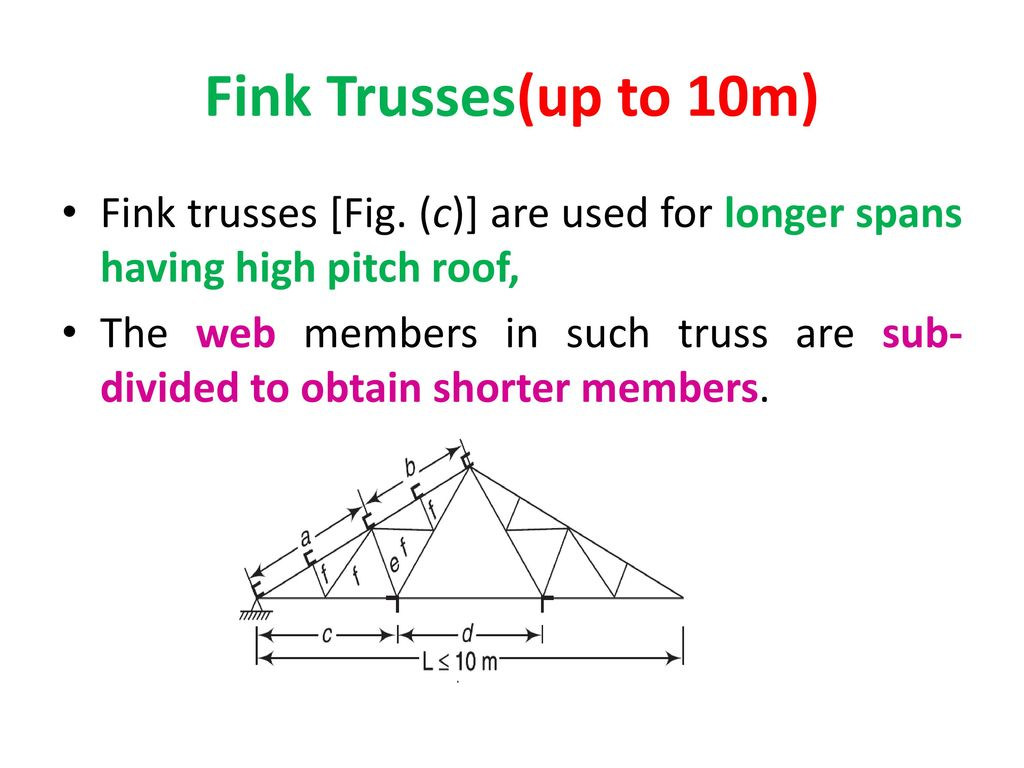 DESIGN OF STEEL ROOF TRUSSES - ppt download