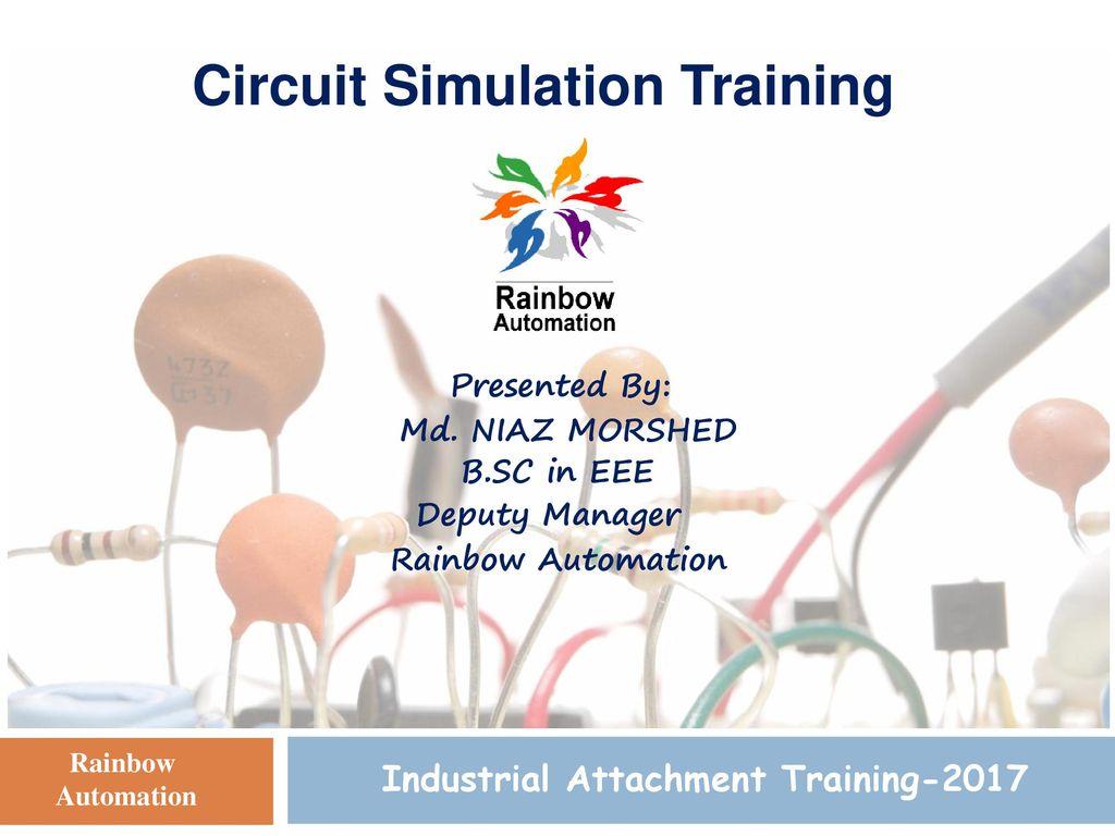 Circuit Simulation Training Ppt Download Circuitsimulation