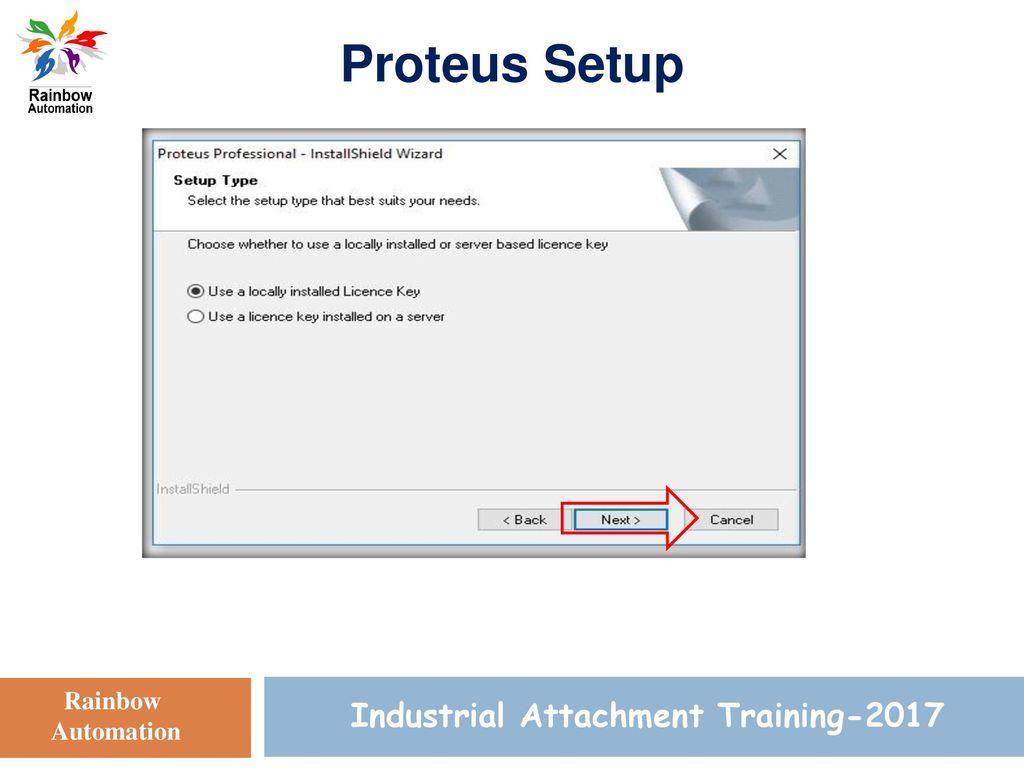 Circuit Simulation Training Ppt Download Proteus 4 Setup Rainbow Automation Industrial Attachment 2017