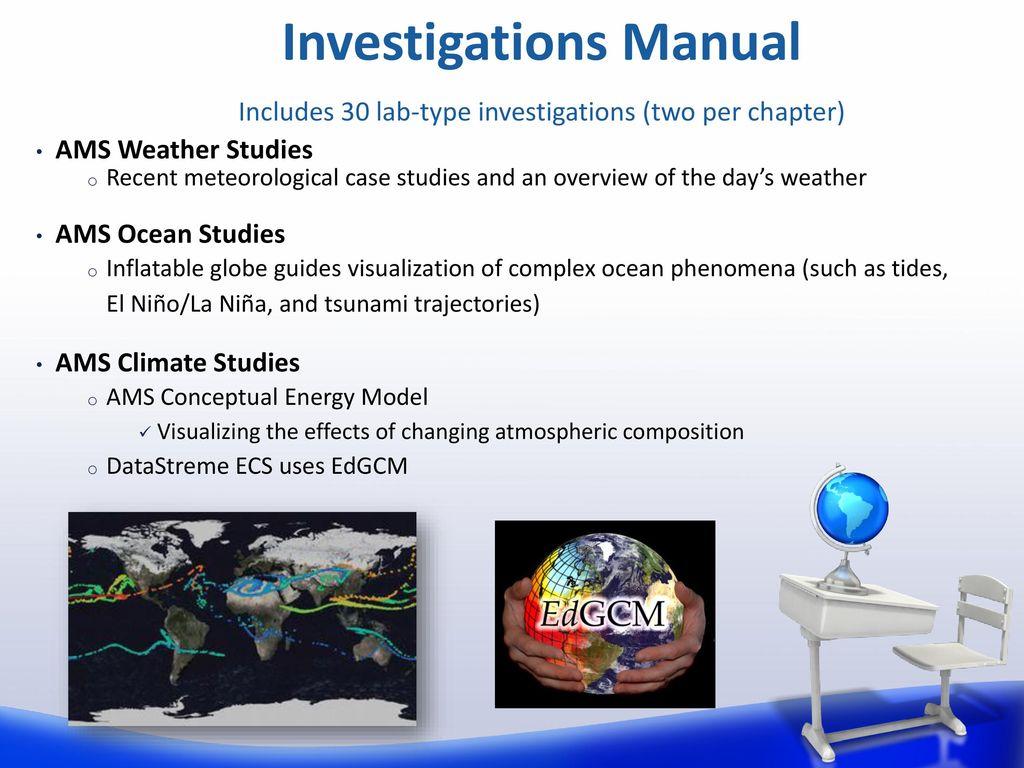 Investigations Manual