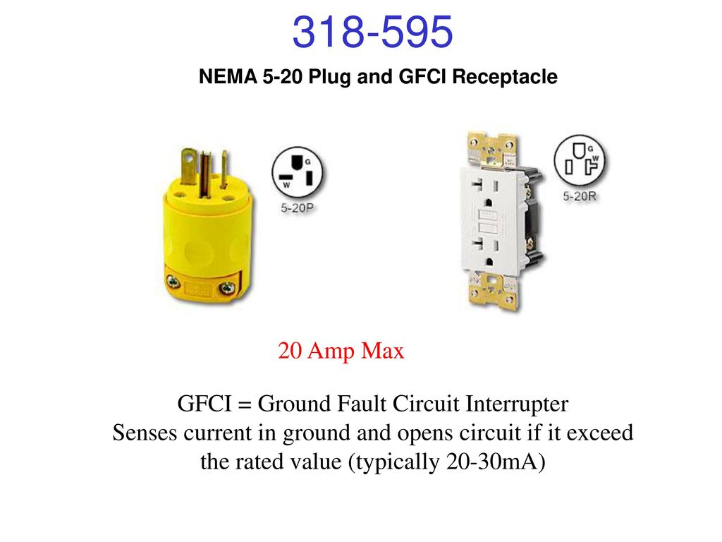 Introduction To Global Ac Power Ppt Download Optical Interrupter Circuit Gfci Ground Fault
