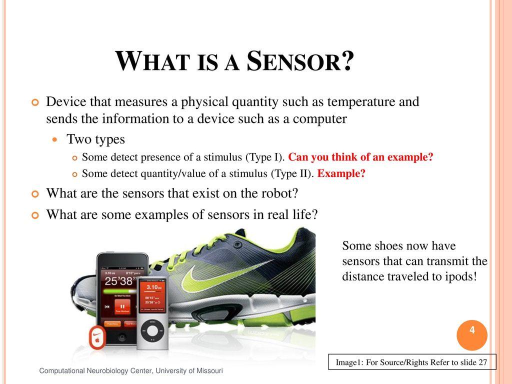 What is a sensor 81