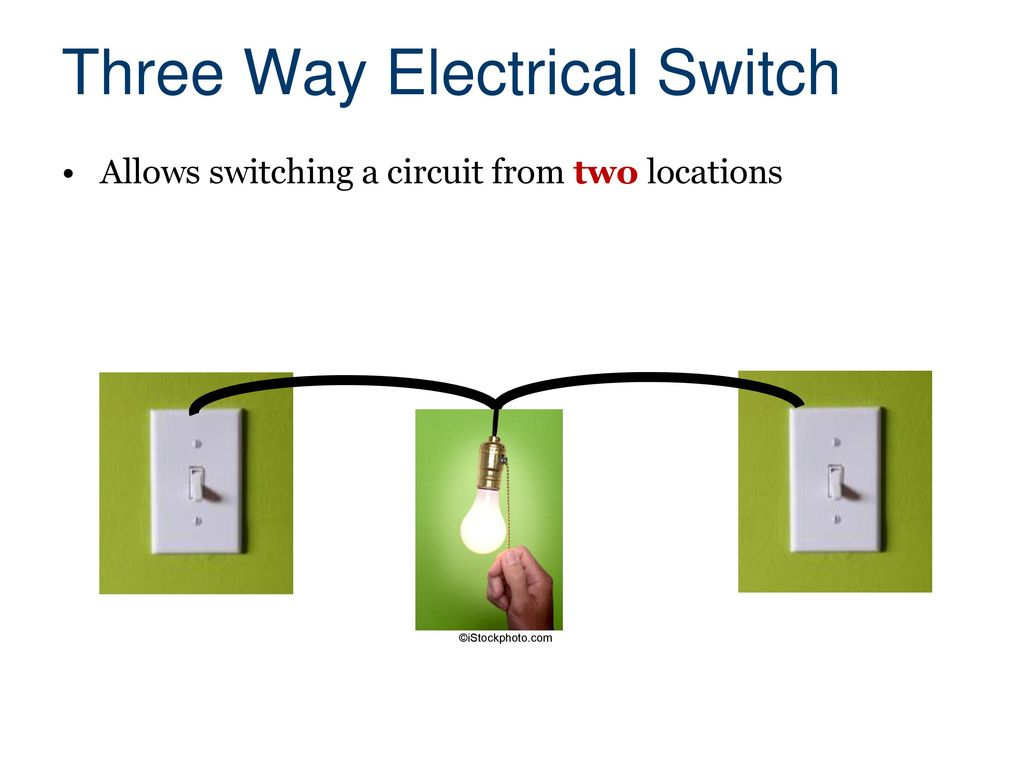 Electrical Systems Civil Engineering And Architecture Ppt Download Switch Picture Three Way