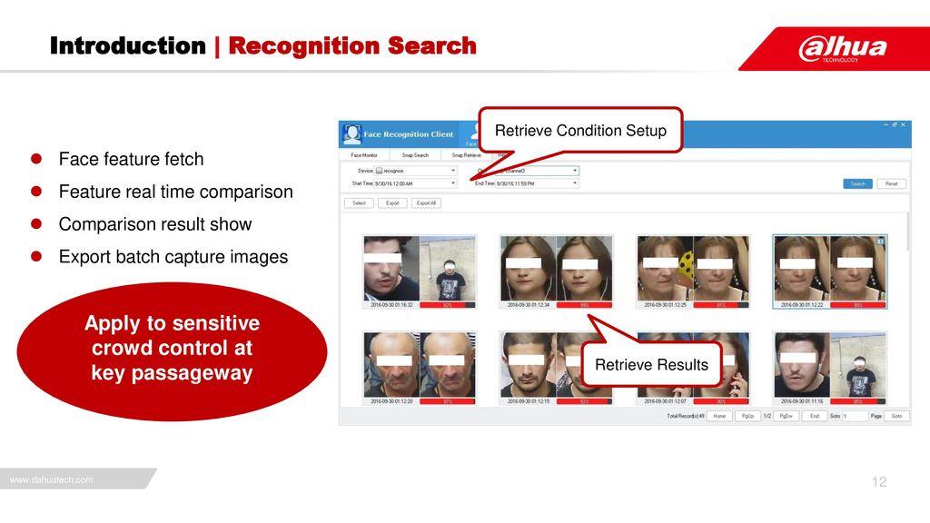 Intelligent Face Recognition - ppt download