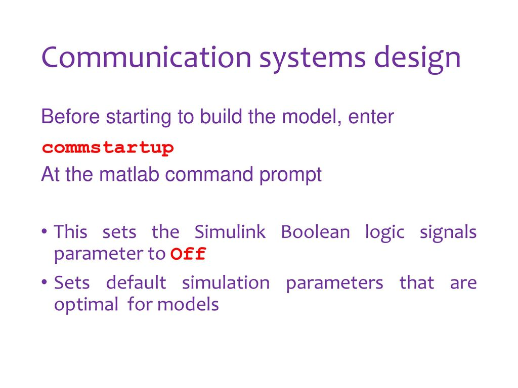 Graphical extension to MATLAB for modeling and simulation of