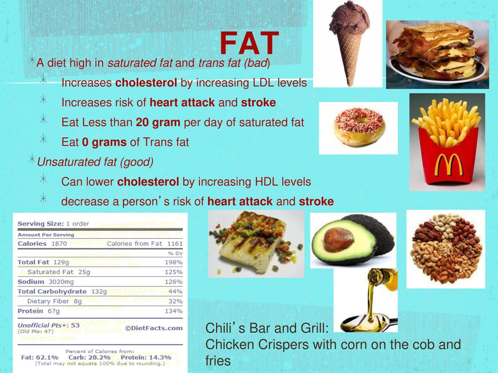 17 FAT ...