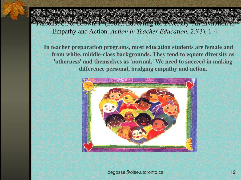 Empathy In Action How Teachers Prepare >> Curriculum An Introduction Ppt Download