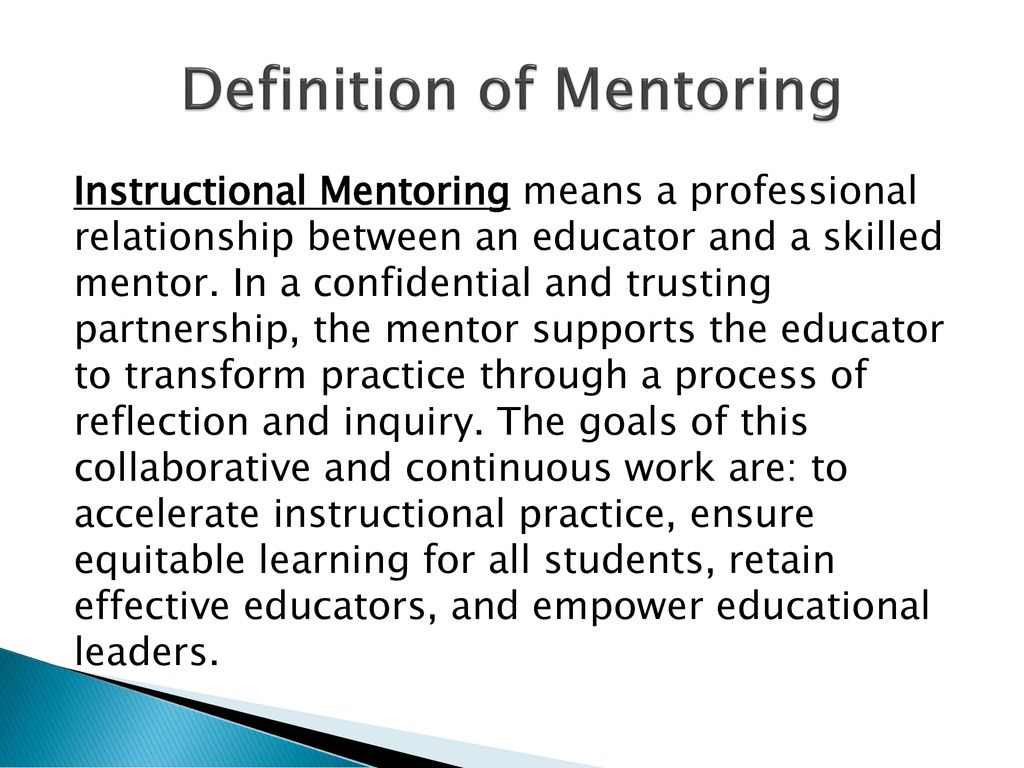 oregon mentoring program - ppt download