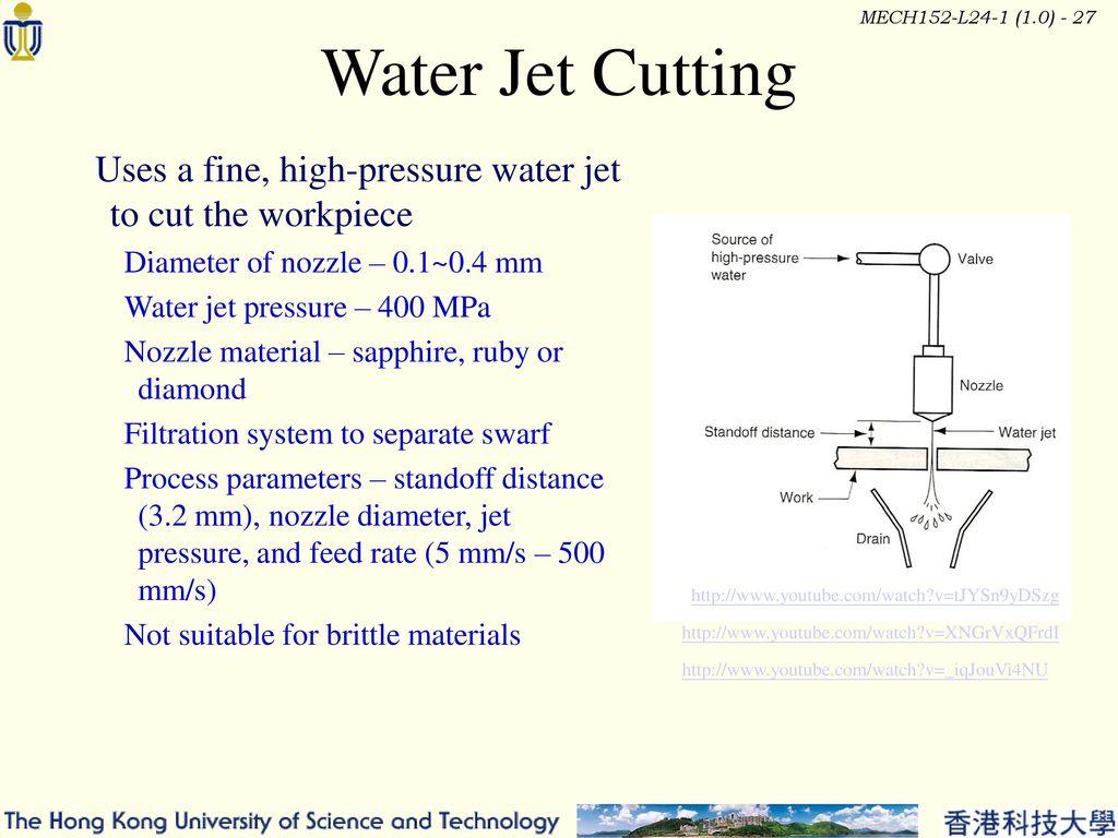 Water Jet Filtration System