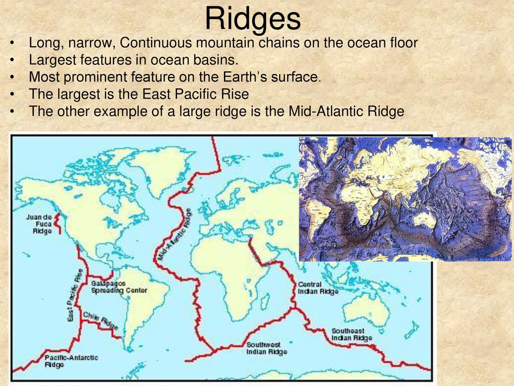 Unit 7 Ocean Geology Floor Structure Plate Tectonics Layers Of