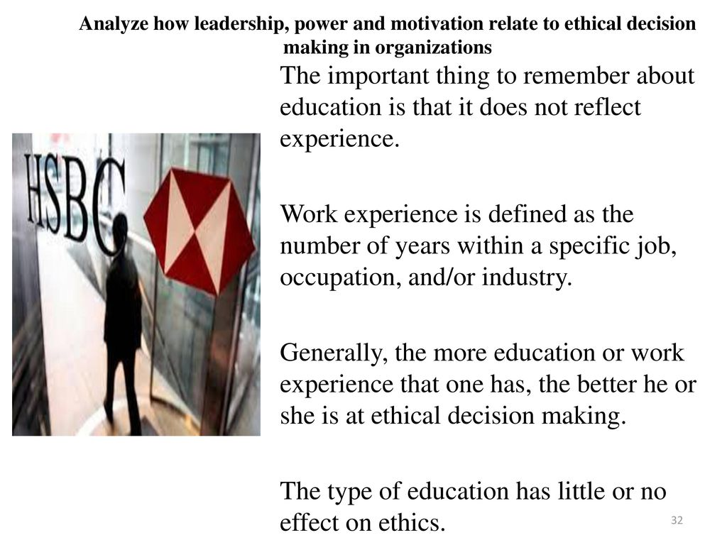 how does power relate to leadership