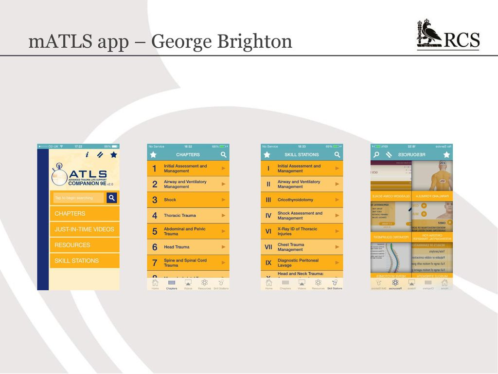 Atls 10th edition update the new course ppt download 54 matls fandeluxe Images