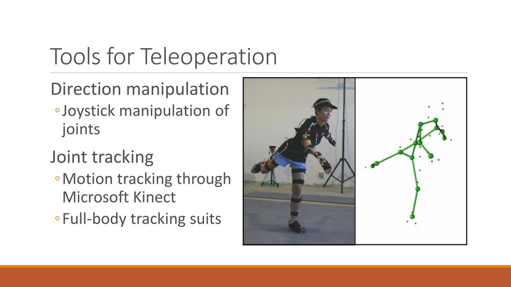 First-person Teleoperation of Humanoid Robots - ppt download