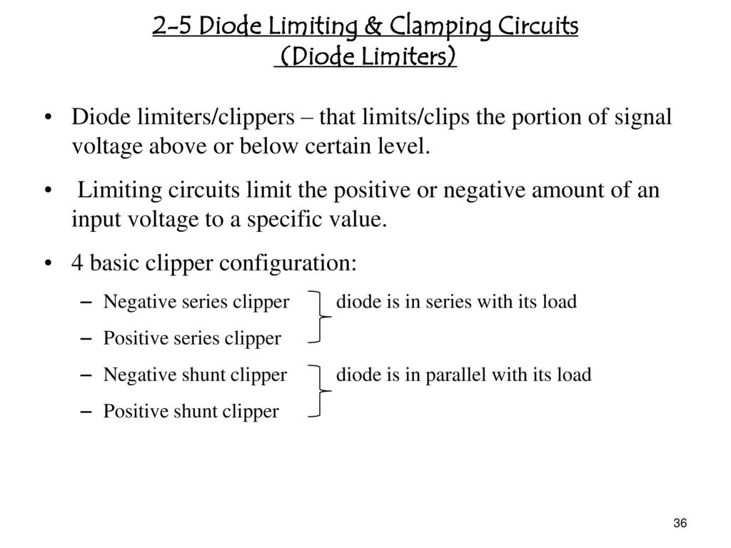Chapter 1 Diode Applications Ppt Download Levels 78xx Series Ics May Be Employed With The Above Explained Power 36 2 5