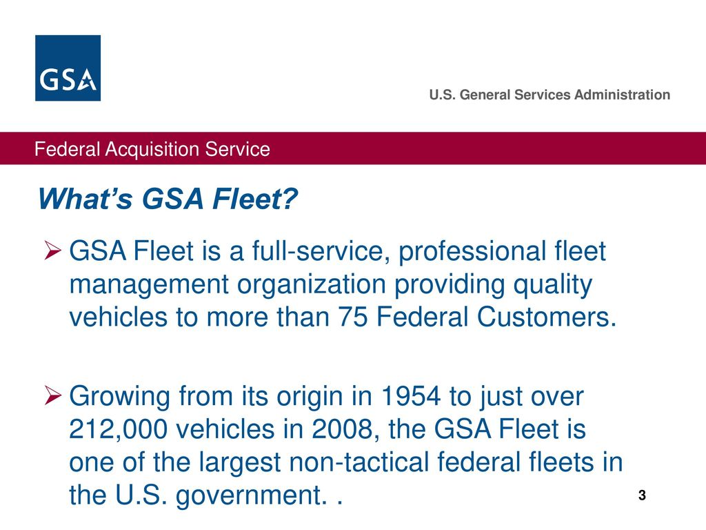 GSA Fleet Customer Seminar San Juan, Puerto Rico - ppt download