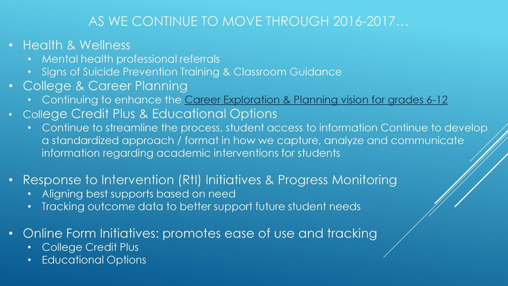 bexley high school counseling team ppt download