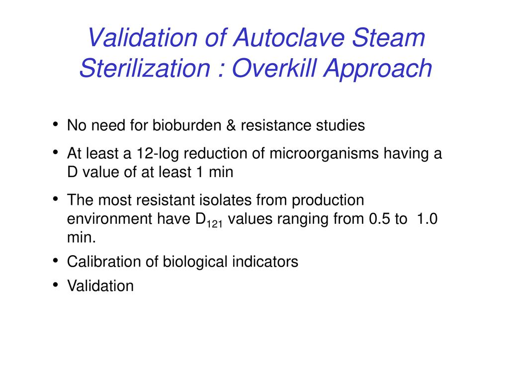 Your Guide to Autoclave Operational Qualification
