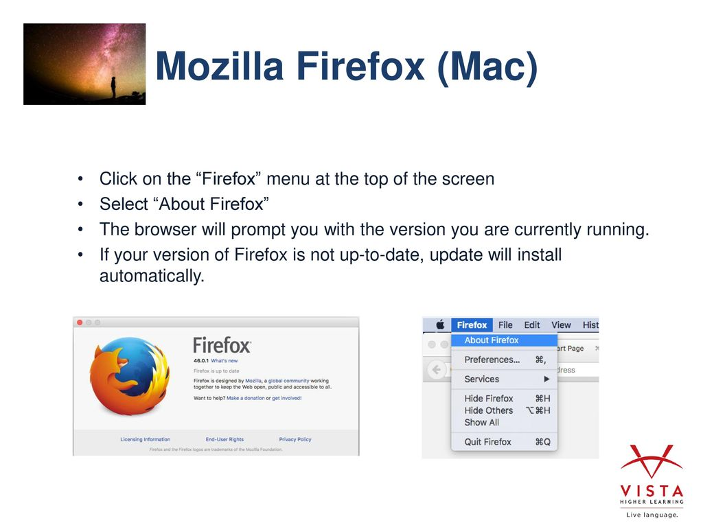 Firefox For Mac Update